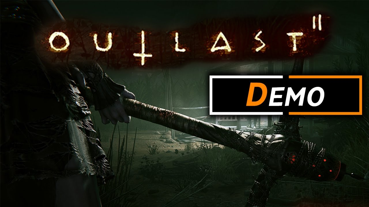 Let's Play: Outlast 2! - PC Demo