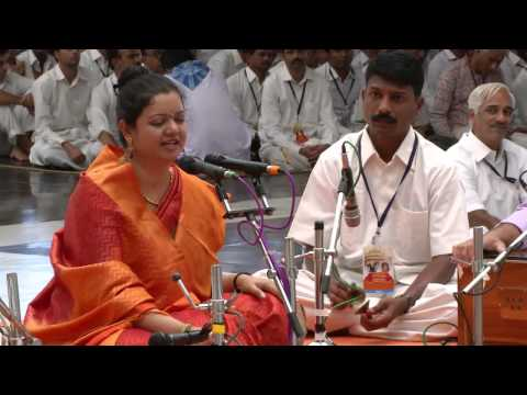 Programme by Devotees from Mumbai - 26 Jul 2015