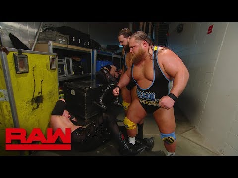 Otis lays out The Ascension: Raw, Feb. 25, 2019