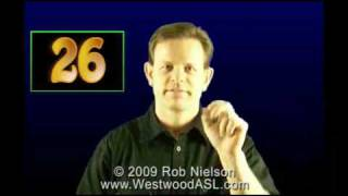 Three-Letter Word Practice for American Sign Language Alphabet (ABC, ASL, fingerspelling)