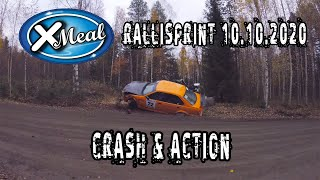 Xmeal Rallisprint 10.10.2020 (Crash & Action)