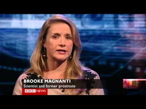 HARDtalk   Dr Brooke Magnanti   Scientist and former prostitute