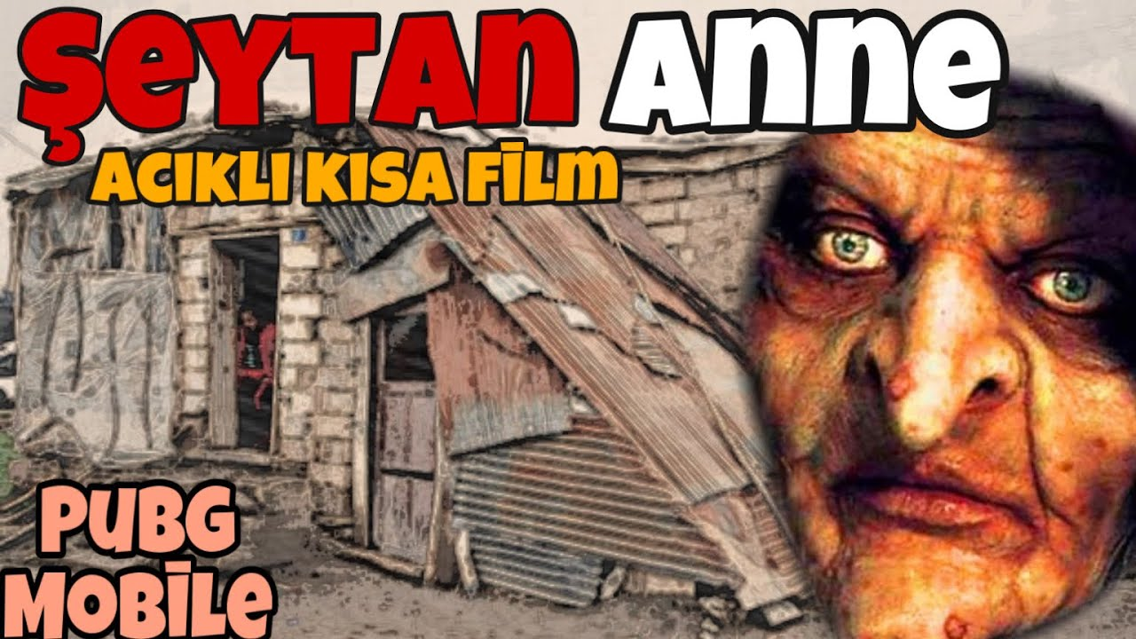 Download ŞEYTAN ANNE / ACIKLI KISA FİLM !!! AĞLAMAK GARANTİ (PUBG MOBİLE)
