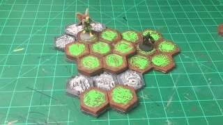 Tabletop Craft #32 - Heroscape Tiles