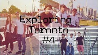 VLOG- Exploring Toronto (Honda Indy,Hero Burger) Thumbnail