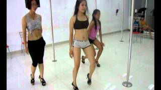 Criminal - Nhay hien dai (sexy dance) - Saigon Bellydance - mua bung sai gon
