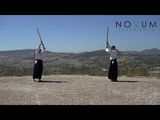 Ki Musubi no Tachi (Otonashi no Ken) - Aikido Novum Experience - 合氣道 - 合氣剣 - 氣結びの太刀 - 音無しの剣