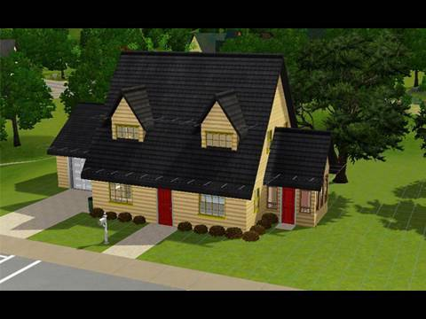 Building The Family Guy House In Sims 3 YouTube