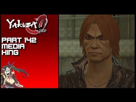Yakuza 0 #142 Media King