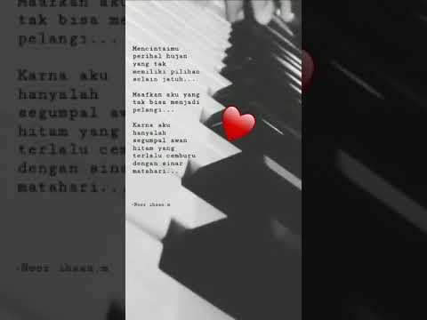 Kata dan lagu romantis