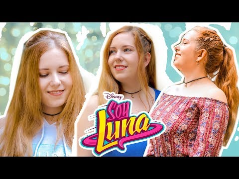 Get The Look Jim Hairstyles Soy Luna Youtube