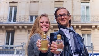 Making French Perfume in Paris!