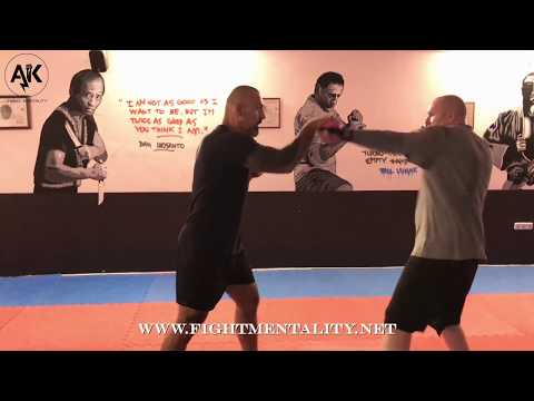 Fight Mentality & P.F.S. By Ahmet Kaydul Trainingseinblicke PART 2