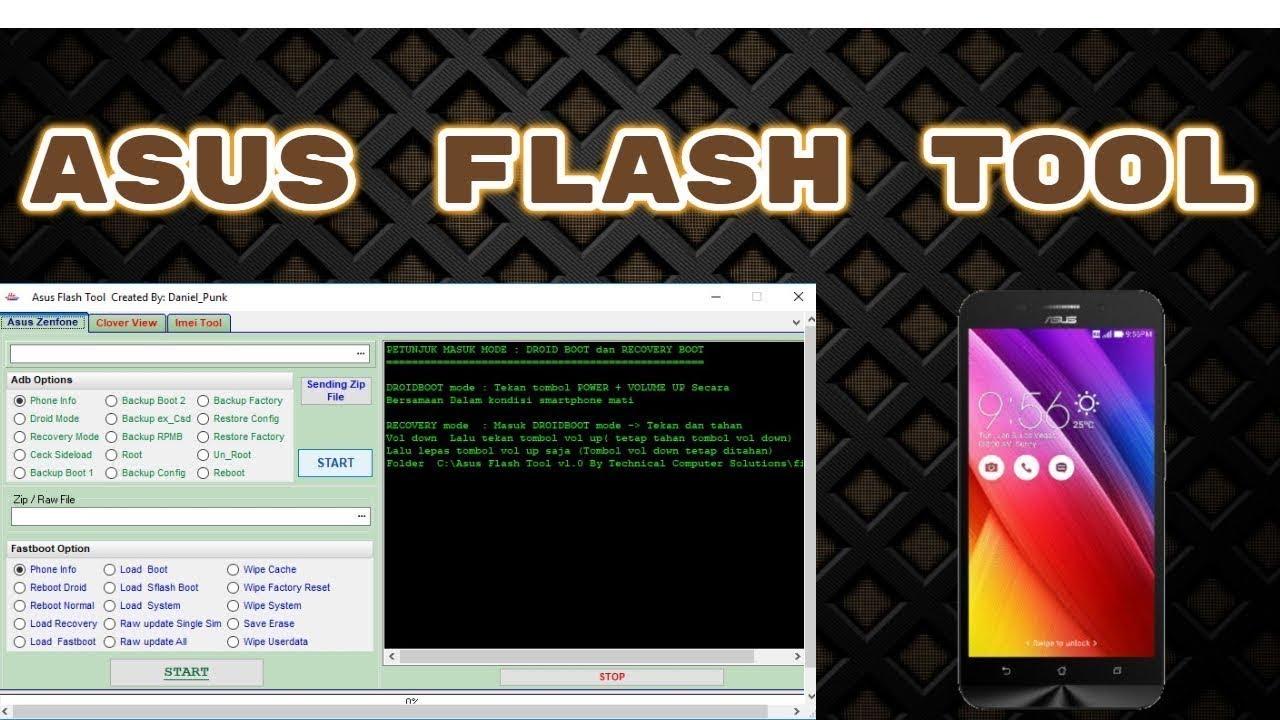 asus flash tool zenfone 4 free download
