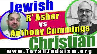 R' Asher vs Anthony Cummings