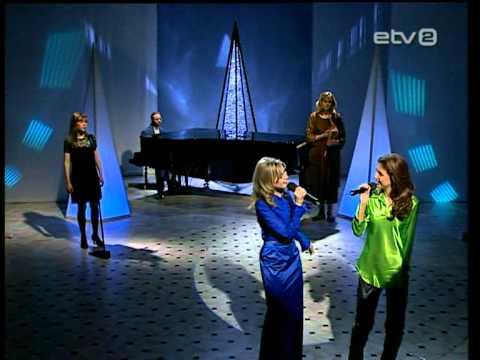 Maarja-Liis Ilus, Hanna-Liina Võsa & Anne Värvimann - Aeg (Eurolaul 1997)