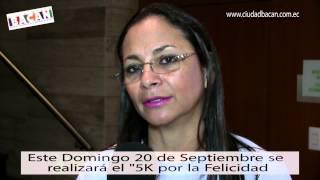 5K Por la Felicidad SOLCA 2015 CIUDAD BACAN