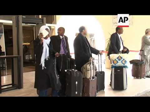 More members of the Arab League monitoring team leave Syria