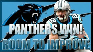 CAROLINA PANTHERS WIN VS BUFFALO BILLS! POST GAME REVIEW/ANALYSIS | @Shellitronnn