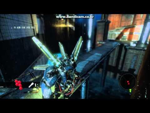 Bionic Commando Adrenaline Kill, adrenaline attack (and Wheep Spin) Clips, 720p