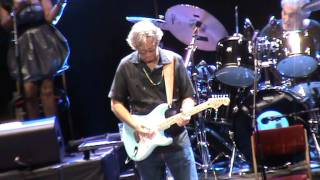 Eric Clapton - Tearing us apart.  RAH 17th May 2011