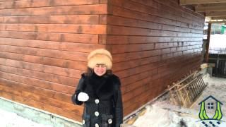 Отзыв о строительстве дома из строганного бруса 8Х14 в Усть Мана(, 2014-12-10T14:10:28.000Z)