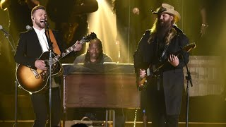 Tennessee Whiskey/Drink You Away - Justin Timberlake & Chris Stapleton (CMA 2015)