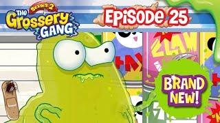 Grossery Gang Cartoon - Episode 25 - Get Well Spewn - Part 4 - Slime