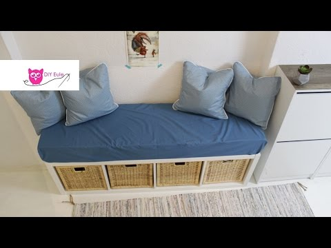 project tutorial sitzbank selber bauen doovi. Black Bedroom Furniture Sets. Home Design Ideas