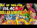 $25 worth for $5 or less!! Dollar General couponing