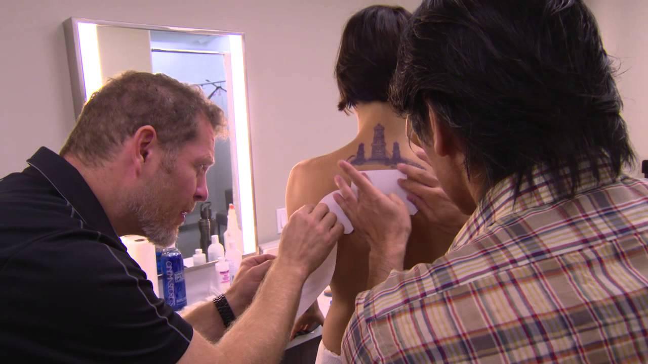 Download Blindspot: Series Premiere TV Behind the Scenes 2- Jamie Alexander, Tattoos, Stunts | ScreenSlam