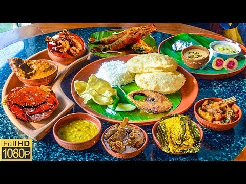 God Level Heavenly Authentic Traditional Bengali Buffet At OH Calcutta