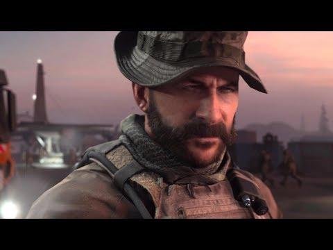 The Call Of Duty LEGEND - BADASS Returns In Modern Warfare - Part 1