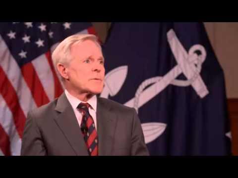 Conversation With Secretary of the Navy Ray Mabus