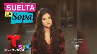 Suelta La Sopa | Sorprenden a  Selena Gómez de compras en pijama | Entretenimiento