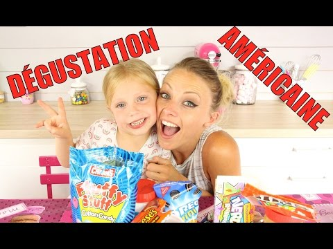 Thumbnail: ★• DEGUSTATION AMÉRICAINE - MY LITTLE AMERICA •★