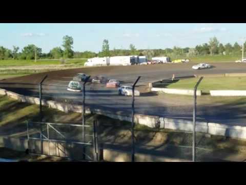 Jamestown Speedway - Wissota Street Heat #3, 6/10/17