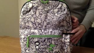 Zip and Zoe Backpack by Babymel a Quick Look
