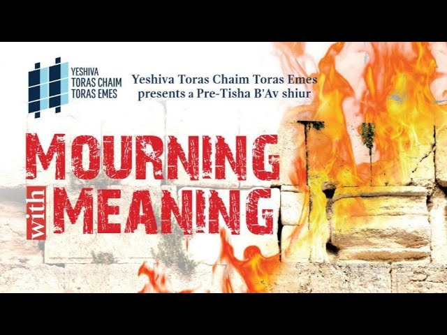 YTCTE Mourning With Meaning