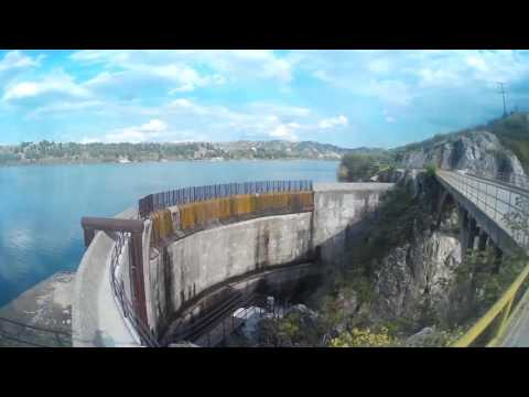 The beauty of Macedonia * Trip to the artifical lake Mladost in Veles * HD