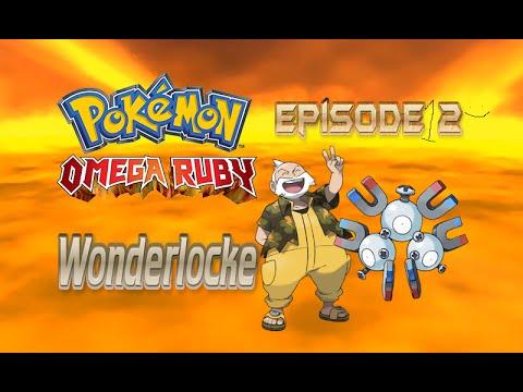 Pokemon Omega Ruby Wonderlocke Episode 12 - Electrifying Execution