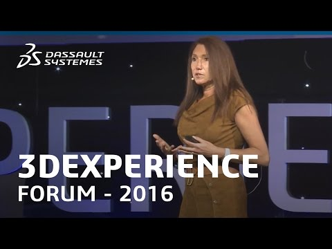 Monica Menghini - Dassault Systèmes Strategy - Business in the Age of Experience