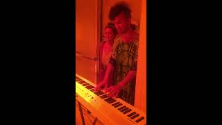 Chasing Pavements (Cover),  Lex & Maddie