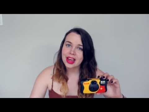 DIY Hack your Disposable Camera