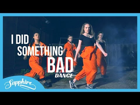 Taylor Swift - I Did Something Bad | Sapphire