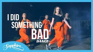 Taylor Swift - I Did Something Bad | Sapphire Video