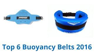 6 Best Buoyancy Belts 2016