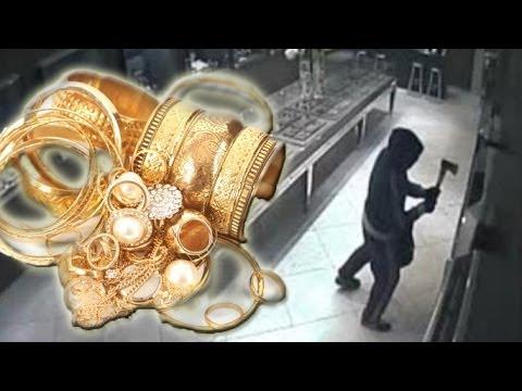 Malaysia crime: security guard robs jewelry shop in Kuala Lumpur