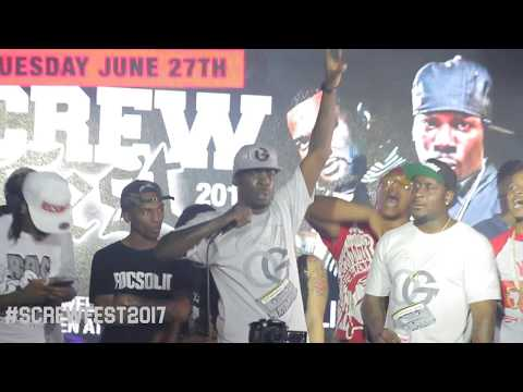 LIL KEKE closes SCREWFEST with Tribute to DJ SCREW | 3 in the Mornin'
