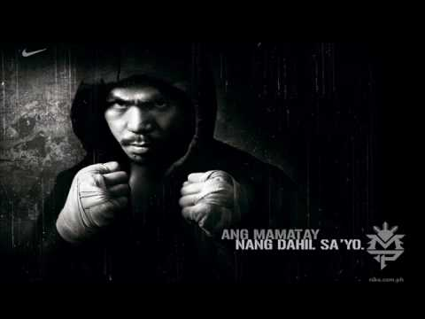 Manny Pacquiao Song Pound for Pound  The Trackrunners